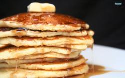 Pancakes wallpaper 1680x1050