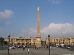 Visit Paris - Place de la Concorde