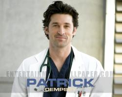 Patrick Dempsey Wallpaper - Original size, download now.