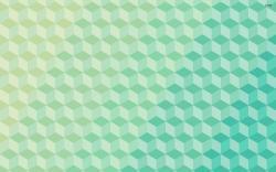 Cube pattern wallpaper 2560x1600