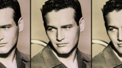 A POSTCARD Paul Newman – Unforgettable