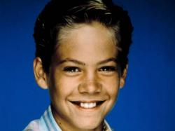 Paul Walker as Jeremy in the American television sitcom 'Throb' ...