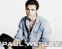 Paul Wesley Paul Wallpaper ღ