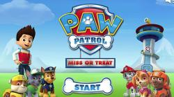 PAW PATROL - Miss or Treat - SUBSCRIBE