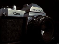 My Pentax K1000