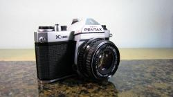 Film Unloading & Loading into a Pentax K1000