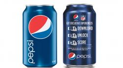Hey Super Bowl Fans, Ready For Some Blipping? 20 Million Pepsi Cans Feature AR App | Fast Company | Business + Innovation