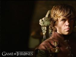 Tyrion lannist... Peter Dinklage ...