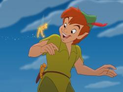 Peter Pan Peter Pan Wallpaper