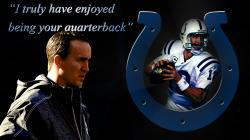 Peyton Manning Colts Wallpaper by BuckHunter7 More Like This