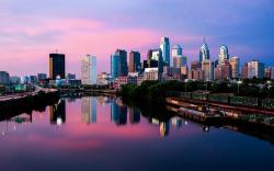 Philadelphia Skyline Wallpaper – HD Photos Gallery