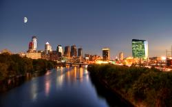 File:Philadelphia skyline sunset.jpg