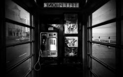 Phone Booth Wallpaper 39750 2560x1600 px