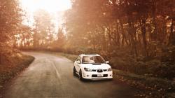 Photography Car Subaru