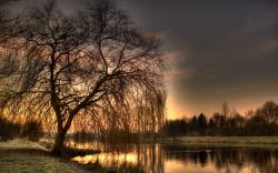 Filed under: Photography Wallpaper by admin   Social tagging: morning > photography > reflection > sunset > trees > water