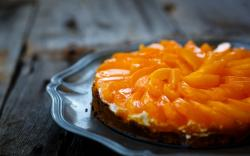 Pie Apricots Dessert Pastry