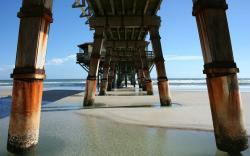 Pier Daytona Beach USA