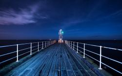 """Download the following Gorgeous Pier Wallpaper 45908 by clicking the orange button positioned underneath the """"Download Wallpaper"""" section."""