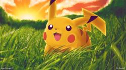 Pikachu Pokemon Cartoon