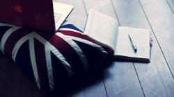 Pillow UK Flag MacBook Notebook