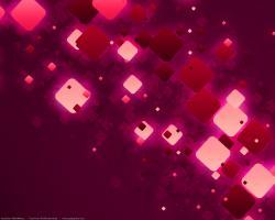 ... Pink Abstract Design HD Wallpaper