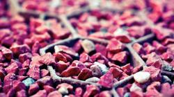 Pink Pebbles Wallpaper