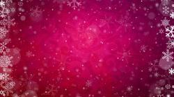 Pink Snowflake Wallpaper ...