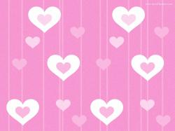 Picture Imagesize Kilobyte and Heart Love Pink White Wallpaper 1280x960px