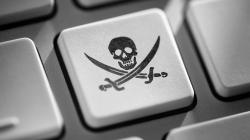 Pirate Keyboard Button