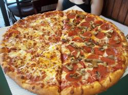 Cheese Pizza Extra Large (XL)