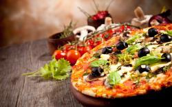 HD Wallpaper   Background ID:412086. 2880x1800 Food Pizza