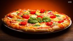 Pizza wallpaper 1920x1080