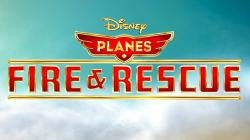 Planes Fire and Rescue Logo