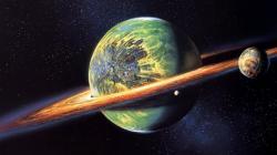 Space Planet Wallpaper