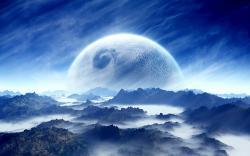 Cool Planet Wallpaper