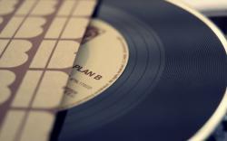 Plate Vinyl Music