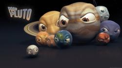 I suppose I should side with the Pluto-lovers. I learned about Pluto in the second grade when I learned about the solar system.