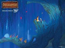 Pocahontas Disney Wallpaper For Free Desktop