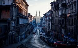 Poznan Poland city wallpaper
