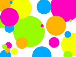 Pix For > Multi Color Polka Dots. Abstract Wallpapers ...