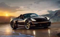 Modified Porsche
