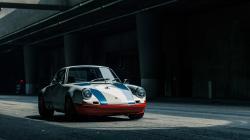Porsche 911 Front Street