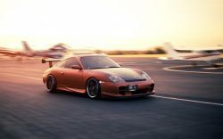 Porsche 911 GT3 Airport