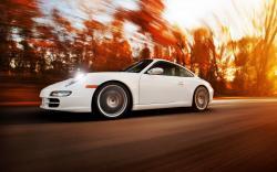 Porsche 911 Speed Street