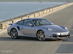 exterior. PORSCHE 911 Turbo (997) ...
