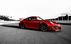 Stunning Porsche GT2 Wallpaper