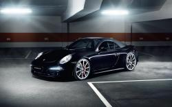 Porsche 991 Carrera Car Wheels Tuning