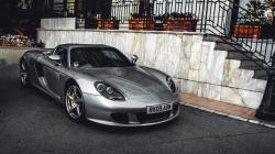 Porsche Carrera GT Exotic Car