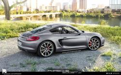 Photo Gallery of Porsche Cayman