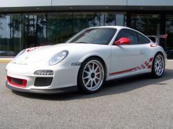 2011 Porsche GT3 RS gets custom HRE Center Lock wheels